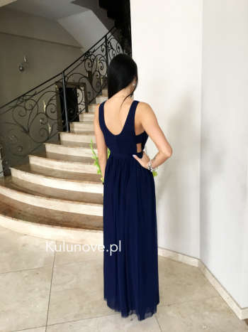 Paris maxi - granat